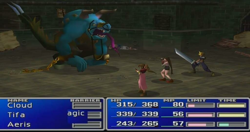 original Final Fantasy 7