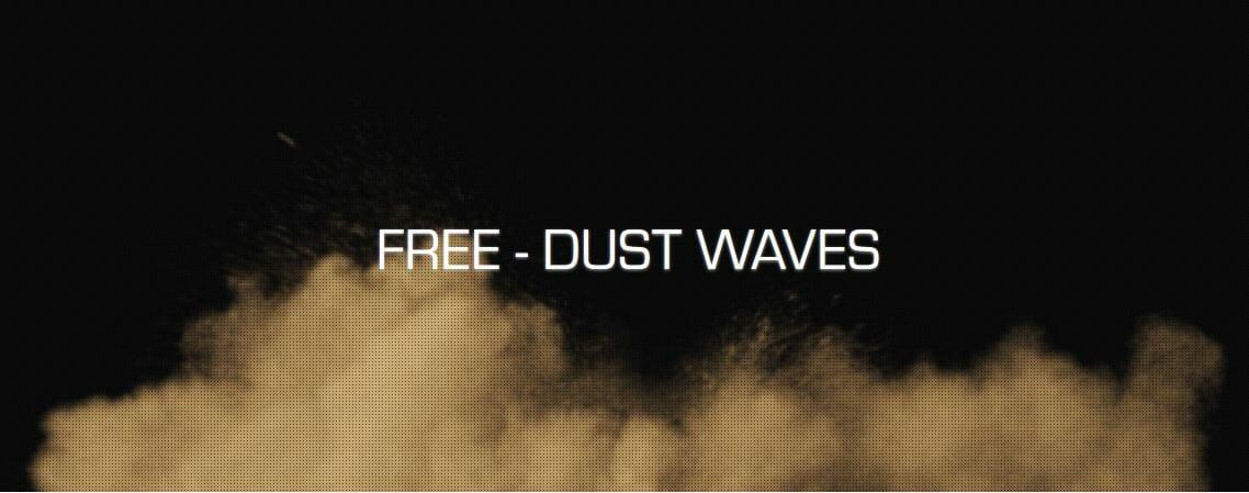 free-dust-waves
