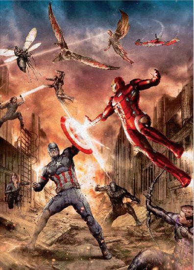 Avengers: Endgame eeppinen lopetus — aikajana, juoniselityksiä, haastatteluita ja muuta