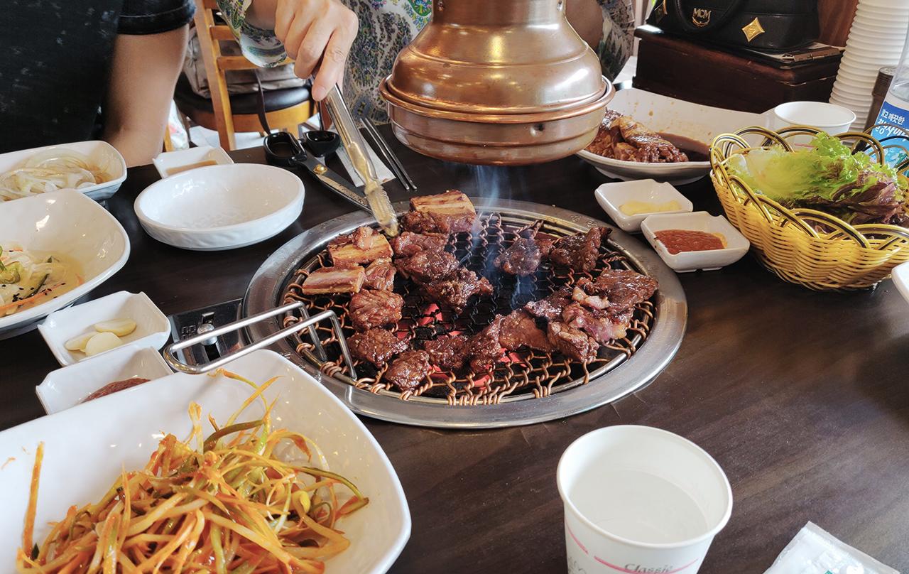 korean-bbq-ruoka-soul-etela-korea