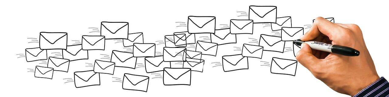 sähköposti-paljon-roskaposti