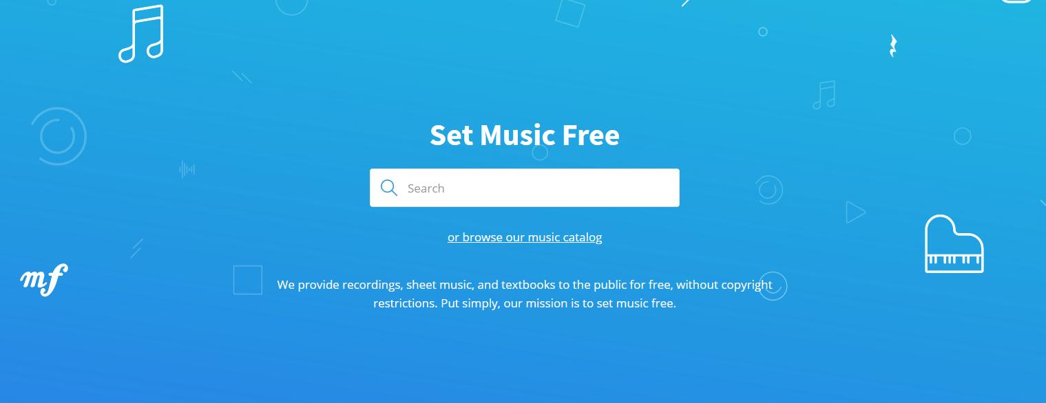 MusOpen - ilmaista musiikkia