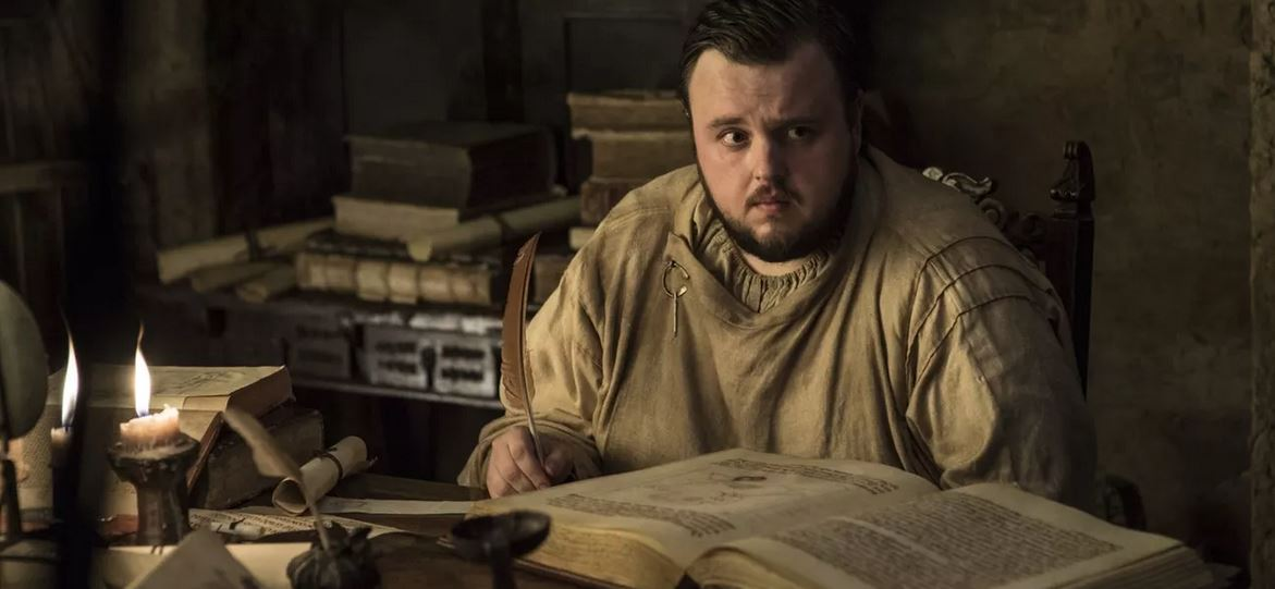 sam-game-of-thrones-writes-book