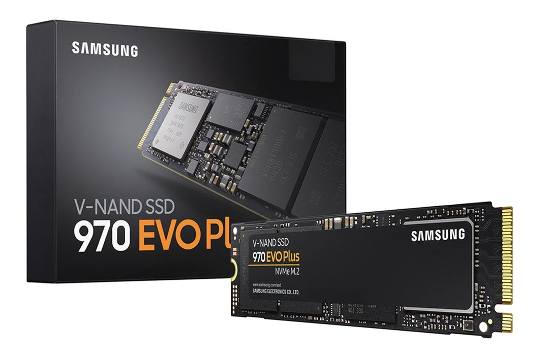 Samsung 970 EVO Plus 500GB M.2 2280 PCI Express 3.0 x4