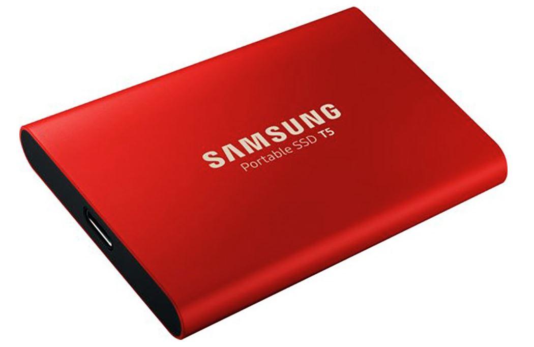 Samsung t5 ulkoinen ssd