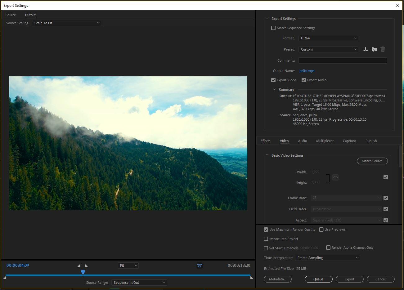 videon-tulostaminen-premiere-exporting-video