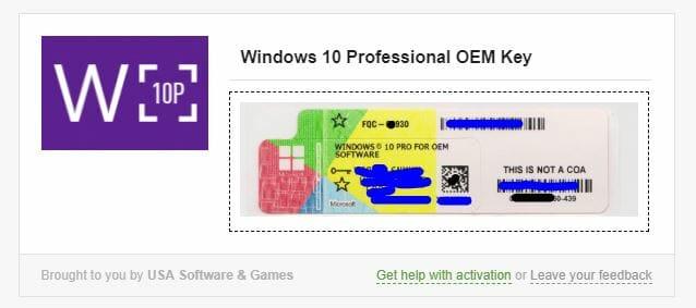 Windows 10 päivitys oem lisenssi